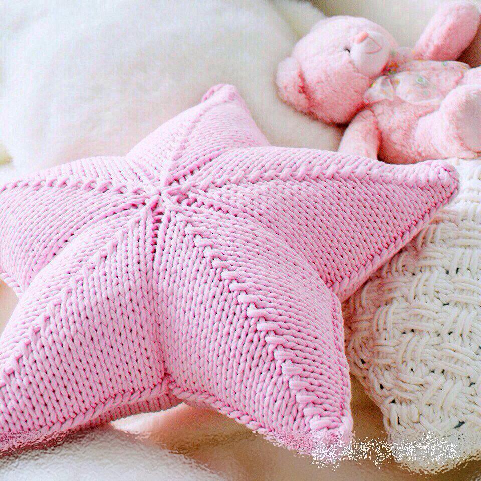 подушка в виде звезды купить выбор